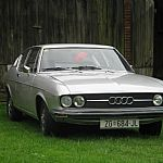AUDI 100S, Coupe