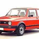 VOLKSWAGEN Golf 1,1L