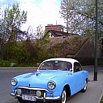 SIMCA Coupe de Ville