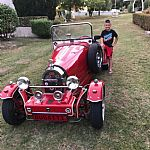 Bugattl Type 35B Replica Kit Car